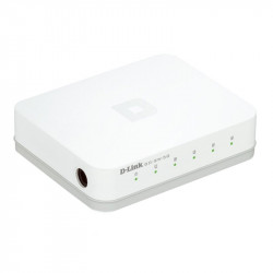 SWITCH D-LINK GO-SW-5G 4xGB...