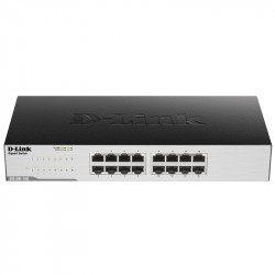 SWITCH D-LINK GO-SW-16G...